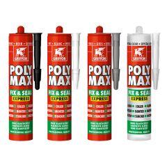 Griffon Polymax Fix & Seal Express 290 ml