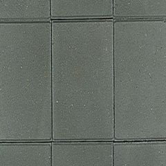 Halve betontegels 15x30x4,5 met Facet