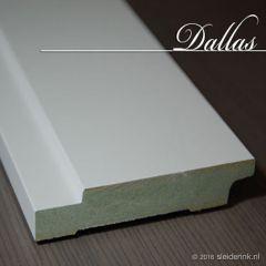 MDF Plint Dallas Gegrond V313