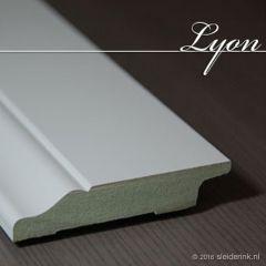 MDF Plint Lyon Gegrond V313