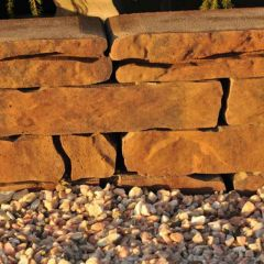 Stone Walling Naturel