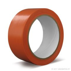 Stucloper Tape Oranje - 50 mm x 33 m¹