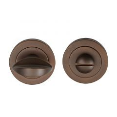 Bruynzeel Toiletgarnituur Jaren 30 BRZ 54C Brons