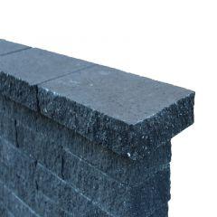 Wallblock Split Afdekplaat 60x25x6 cm