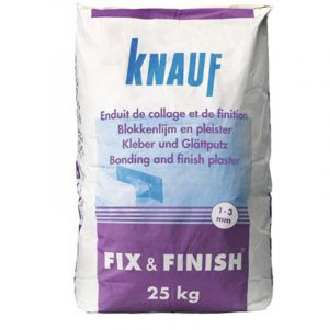 Knauf Fix & Finish