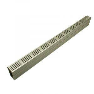 Aco Slimline Gootsysteem Aluminium