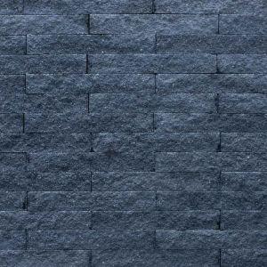 Wallblock Split 15x6x40 cm Antraciet