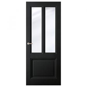 Austria Classic Black Aerdenhout Blank Facetglas