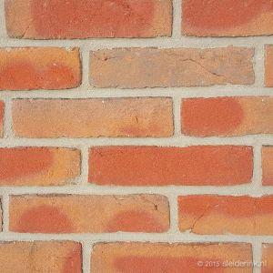 Eurosteen Rood Paars Gereduceerd Fijnzand Handvorm Waalformaat (4087)