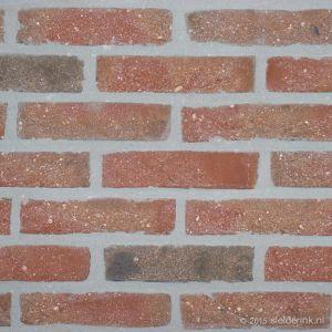 Eurosteen Rood Paars Gereduceerd Grofzand Handvorm Waalformaat (4017)