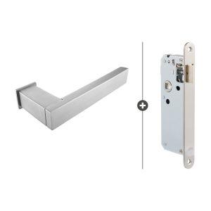 Skantrae Hang- en Sluitwerkpakket Lenox - RVS (803)