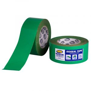 Isoseal Polyethyleen Tape Groen