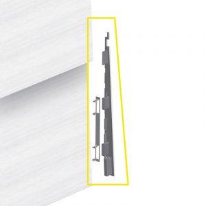Keralit Eindkap rechts voor potdeksel 177 mm (bestelnr. 2875) google