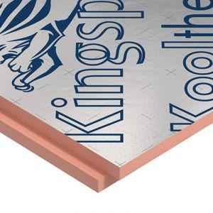 Kingspan Kooltherm K108 75 mm - 120 x 60 cm - pak à 6 platen (4,32 m²)