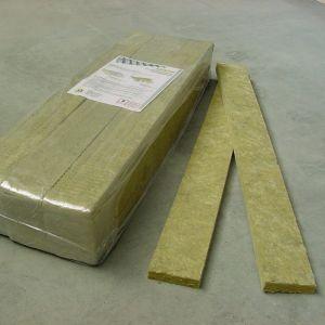 LEWIS® Geluidsisolerende Steenwol Oplegstrook 25x100x1000 mm