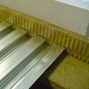 LEWIS® Geluidsisolerende Steenwol Randstrook 20x100x1000 mm