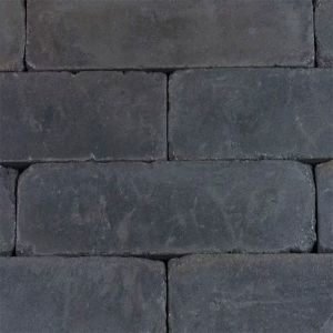 Linea Stapelblok 15x15x40 Getrommeld
