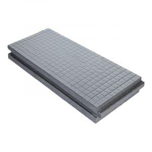 PolyFort Pro® EPS Spouwisolatieplaten 4.5 - Dikte 127 mm - pak à 4 platen (2,88 m²)