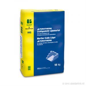 Porotherm Lichtgewicht Lijmmortel