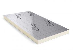 Eurothane Silver 30 mm - 120x60 cm - pak à 16 platen (11,52 m²)