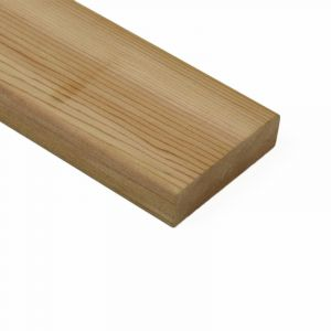 Rhombus Western Red Cedar 18x68 mm