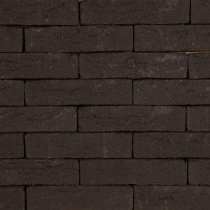 Rodruza Zwart Handvorm Waalformaat