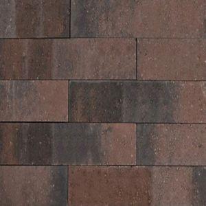 Wallblock New 15x15x60 cm Brons (new)