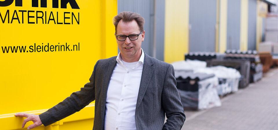 Directeur / Eigenaar Frank Sleiderink