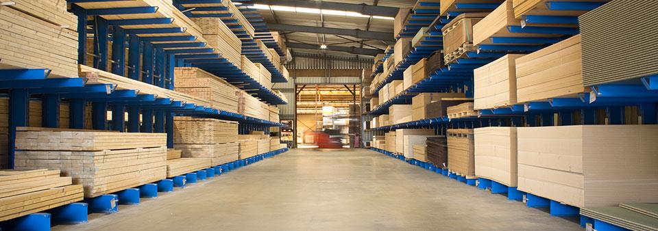 Sleiderink Bouwmaterialen, groothandel met vestigingen in Denekamp en Oldenzaal